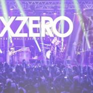 Show NX Zero | Cenário Hall